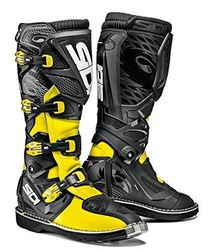 Sidi Motocross Stivali di X 3Azzurro/Nero