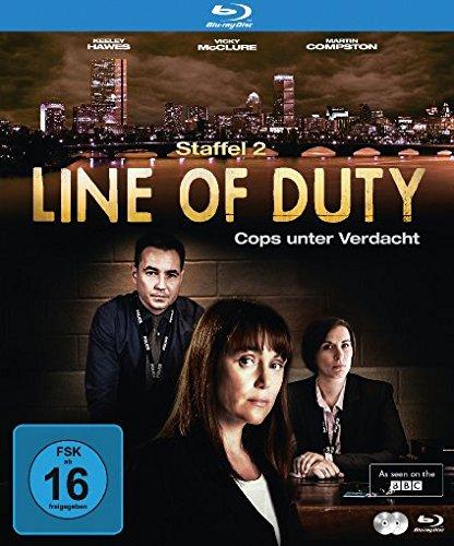 Line of Duty - Cops unter Verdacht - Season 2 [Blu-ray]