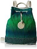 Kipling AUDRIANA K1485237D Damen Rucksackhandtaschen 29x36x18 cm (B x H x T), Mehrfarbig (Dots Waterfall 37D)