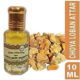 KAZIMA Choya Loban AttarPerfume- Pure Natural Undiluted (Non-Alcoholic) (10ml)