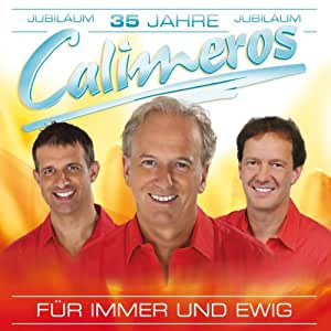 Für Immer und Ewig (zum 35 Jahr Jubiläum das neue Hitalbum der erfolgreichsten Schlagerband der Schweiz)