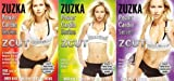ZCUT Power Cardio Series 3 Dvd Set by Zuzka Light
