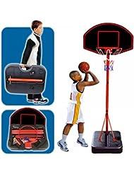 Generic dyhp-a10-code-4694-class-1-- Ball Carry Case se Net Set aro T búho grande portátil NG Bask Childrens libre hildr pie baloncesto Portabl–-dyhp-uk10–160819–2553