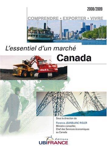 Canada par Florence Jeanblanc Risler