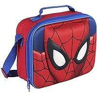 2100001617Marvel Spiderman 3d borsa termica per il pranzo