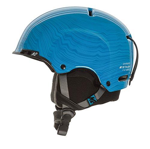 K2 Skis Helm STASH blue, M -