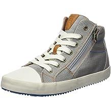Geox Jungen J Alonisso Boy C Hohe Sneaker