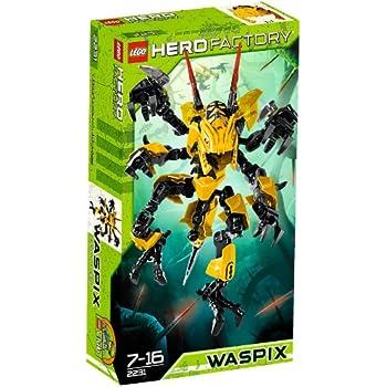 LEGO Hero Factory - 2231 - Jeu de Construction - Waspix