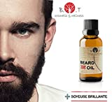 Best El aceite de Argán suero para los pelos - Aceite de Barba 3 en 1 Aceite, Suero Review