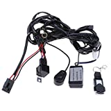Best GENERIC Kits Wiring Harnesses - Whitleys 12V-24V Car Remote Control Flash Strobe 2 Review