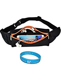 New In Imported Product Adjustable Workout Outdoors Sport Running Belt Waist Fanny Pack Pouch Bag For Samsung...