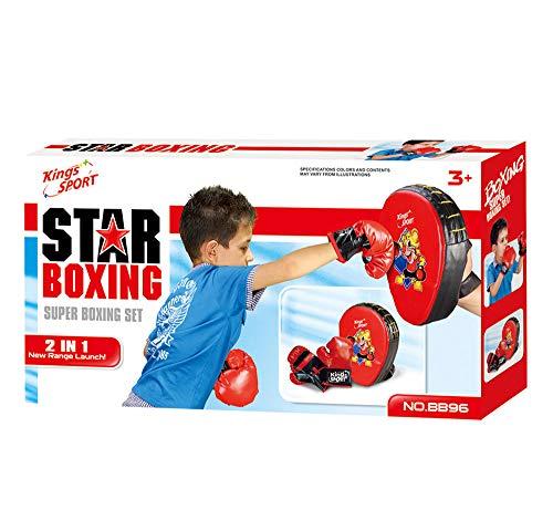 KING'S SPORT Juego DE Boxeo NIÑOS Star