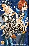 Black Clover - Quartet Knights, tome 1 par Tashiro