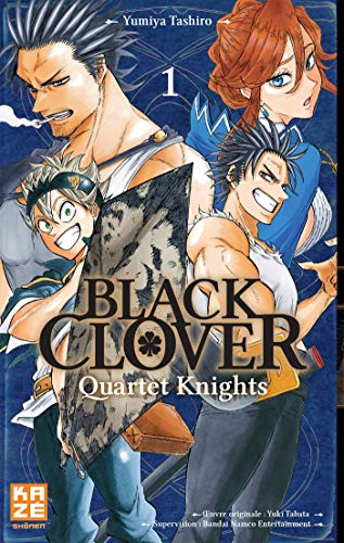 Black Clover - Quartet Knights Edition simple Tome 1