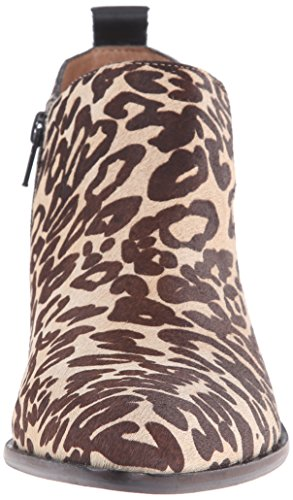 Corso Como Dynamite Cuir Bottine Cheetah-Black