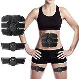 muscle abdominal forme atténuation toner, abs entraineur ceinture abdomen / arm / entraînement hommes et femmes bureau équipement d'entrainement