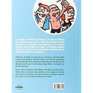 Manual Del Perfecto Festivalero (Ilustración)