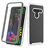 LG G8 ThinQ Case, Takfox LG G8 Phone Case Clear Protective