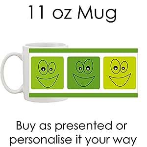 Gmquots_17 Motif citation humoristique en anglais, personnalisé mug Tasse personnalisée avec nom, mug personnalisé avec un prénom 11 oz NRS Healthcare mug avec grande anse produits fabriqués et vendus Par ThatVinylPlace