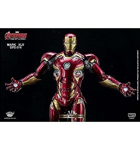 King Arts 1/9 Iron Man Mark 45