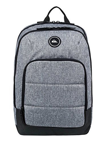 Quiksilver Burst II Schulranzen, 44 cm, 24 liters, Grau (Light Grey Heather)