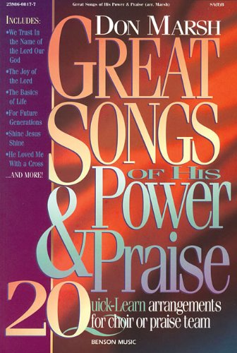Great Songs of Power and Praise
