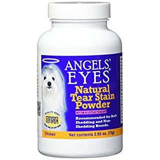 ANGELS' EYES Chicken Formula Tear-Stain Remover for Dogs, 75 g