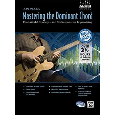 Carson Ethelred: Don Mock S Mastering The Dominant Chord PDF Download