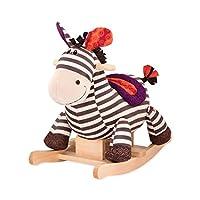 B. Toys B.Toys BX1642Z Rocking Chair Zebra Horse, Colour