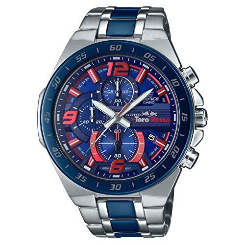 Edifice Toro Rosso EFR-564TR-2AER - Reloj de Pulsera