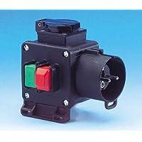 Interruptor de seguridad Tripus de cero voltaje, con interruptor de encendido apagado, listo para conectar y fácil de instalar