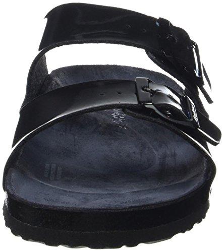 Pepe Jeans Damen Oban Shoft Sandalen Schwarz (Black)