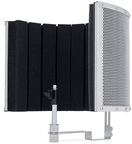 Marantz Professional Sound Shield Live Mikrofon Reflexionsfilter für Studioumgebungen