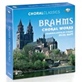 Johannes Brahms : ?uvres Chorales