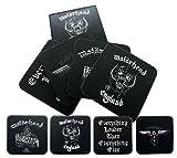 Motörhead Coaster Pack (4) KKL - Diverse - amazon.it