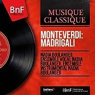 Monteverdi: Madrigali (Mono Version)