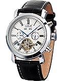AMPM24 Elegante Klassisch mechanische Automatikuhr Herrenuhr Armbanduhr Uhr PMW017