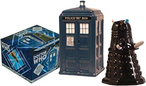 doctor-who-tardis-vs-dalek-salt-pepper-shaker-set