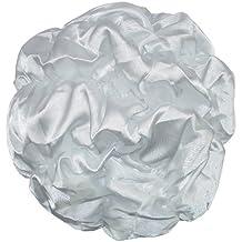 Fantasia Duschhaube, Weiß, 100 % Polyester-Satin