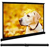 """50 Inch Portable Tabletop Projection Screen 50"""" Projector Screen For Projectors Home And Office Business Meeting 4:3"""