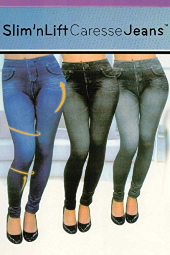 Women\'s High Quality Stretchable Jeans legging jegging - (Free size, Waist: 22 inch to 32 Inch)