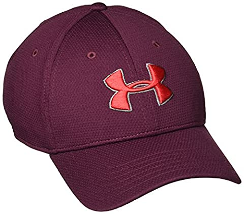 Under Armour Herren Blitzing II Kappe, Rot (burgundy), L/XL