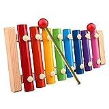 hibote bebé Niños Juguetes Musicales xilófono sabiduría preparación de instrumentos de madera