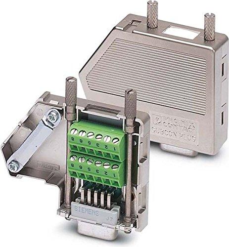 PHOENIX SUBCON - CONECTOR BUS D-SUB 15 HD/M-SH