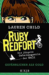 Lauren Child: Ruby Redfort (Serie)