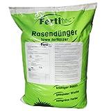 Fertitec 3047 Rasendünger mit Unkrautvernichter Dicamba 21 kg für ca. 500 qm