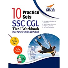 10 Practice Sets SSC CGL Tier I Workbook (New Pattern)