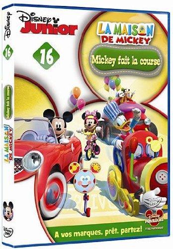 La Maison de Mickey - 16 - Mickey fait la course