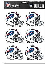 Buffalo Bills 6-Pack Magnet Set
