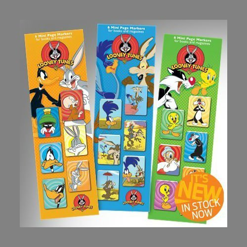 Bugs & Daffy Duck Looney Tunes Mini-Marks by That Company Called If